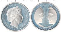 Каталог монет - монета  Великобритания 5 фунтов