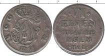 Каталог монет - монета  Мекленбург-Стрелитц 1/6 талера