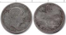 Каталог монет - монета  Мекленбург-Стрелитц 1/12 талера