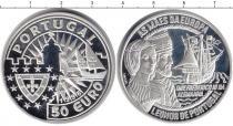 Каталог монет - монета  Португалия 50 евро