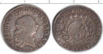 Каталог монет - монета  Баден 5 крейцеров