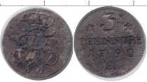 Каталог монет - монета  Бранденбург - Пруссия 3 пфеннига