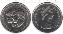 Каталог монет - монета  Великобритания 25 пенсов