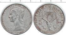 Каталог монет - монета  Сомалиленд 5 франков