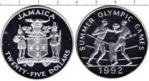 Каталог монет - монета  Ямайка 25 долларов