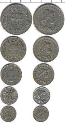 Каталог - подарочный набор  Бразилия Бразилия 1919-1935