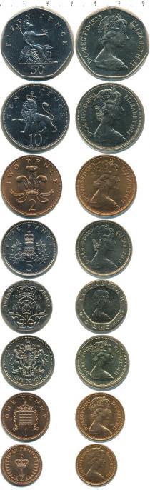Каталог - подарочный набор  Великобритания Великобритания 1983