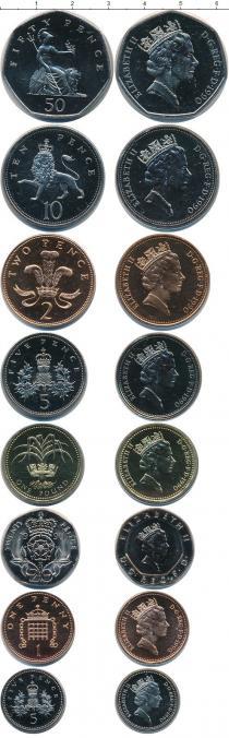 Каталог - подарочный набор  Великобритания Великобритания 1990