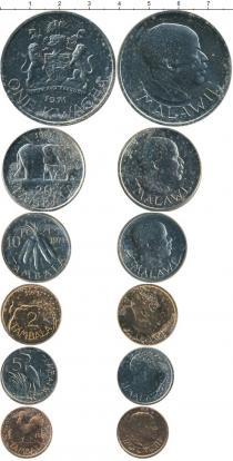 Каталог - подарочный набор  Малави Малави 1971