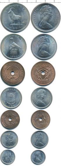 Каталог - подарочный набор  Родезия Родезия 1963-1968