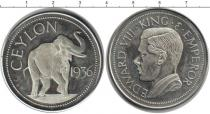 Каталог монет - монета  Цейлон 1 крона