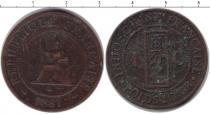 Каталог монет - монета  Алжир 100 франков