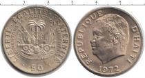 Каталог монет - монета  Гаити 50 сантим
