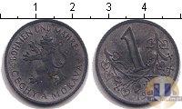 Каталог монет - монета  Чехия 1 хеллер