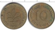 Каталог монет - монета  Третий Рейх 10 пфеннигов