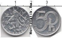 Каталог монет - монета  Чехия 50 хеллеров