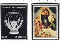 Каталог монет - монета  Конго 10 франков