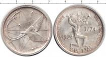Каталог монет - монета  Гватемала 1 кетцаль