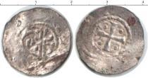 Каталог монет - монета  Европа 1 денарий
