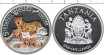 Каталог монет - монета  Танзания 1000 шиллингов