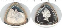 Каталог монет - монета  Бермудские острова 3 доллара