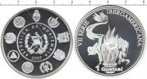 Каталог монет - монета  Гватемала 1 куэталь