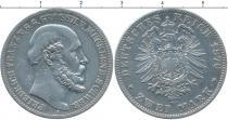 Каталог монет - монета  Рейсс 2 марки