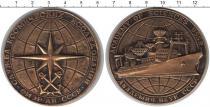 Каталог монет - монета  СССР Настольная медаль