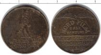 Каталог монет - монета  Гамбург жетон