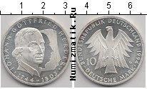 Каталог монет - монета  ФРГ 10 марок