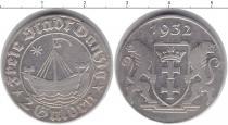 Каталог монет - монета  Данциг 2 гульдена
