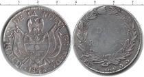 Каталог монет - монета  Новая Гранада 10 реалов