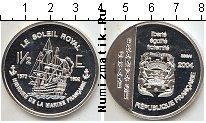Каталог монет - монета  Французская Гвиана 1 1/2 евро