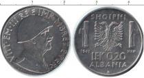Каталог монет - монета  Албания 0,2 лек