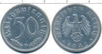 Каталог монет - монета  Третий Рейх 50 пфеннигов