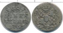 Каталог монет - монета  Пруссия 1/48 талера