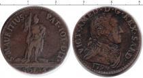 Каталог монет - монета  Сардиния 5 соль