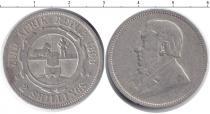 Каталог монет - монета  ЮАР 2 шиллинга