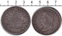 Каталог монет - монета  Боливия 8 солей