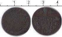 Каталог монет - монета  Брауншвайг-Люнебург 1 пфенниг