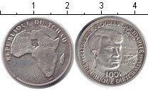 Каталог монет - монета  Чад 10 франков