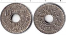 Каталог монет - монета  Тунис 10 сентим