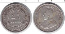 Каталог монет - монета  Гондурас 25 центов