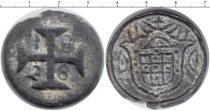 Каталог монет - монета  Португальская Индия 20 базарукос