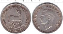 Каталог монет - монета  ЮАР 5 шиллингов
