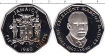Каталог монет - монета  Ямайка 20 центов