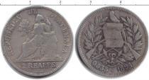 Каталог монет - монета  Гватемала 2 реала