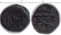 Каталог монет - монета  Датская Вест-Индия 4 кас