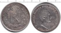 Каталог монет - монета  Норвегия 1 специесдалер