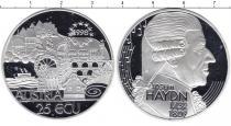 Каталог монет - монета  Австрия 25 экю